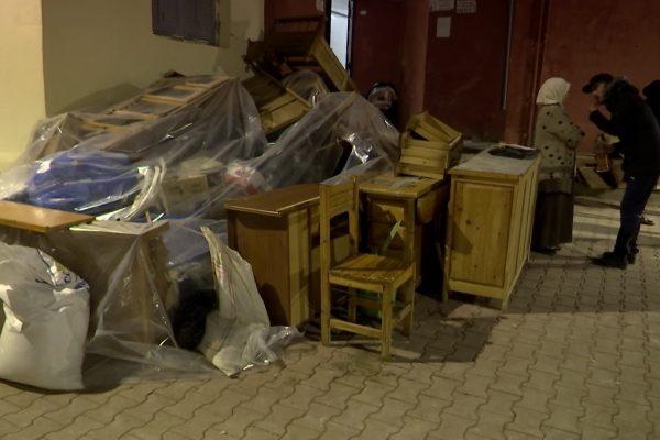 العاصمة: عائلات تستلم سكنات في وضعية كارثية بعين بنيان