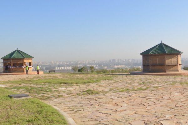 العاصمة: تسليم حديقة واد السمار جوان القادم
