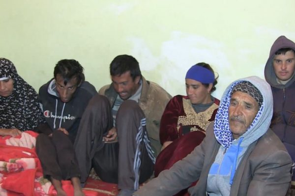 مؤثر| شاهد مأساة عمي السعيد مع أبنائه الأربعة المعاقين ذهنيا بأم البواقي