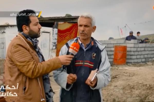 ممثل الوالي زوخ المزيف يحتال على عمي العيد و يسلبه 32 ألف دينار