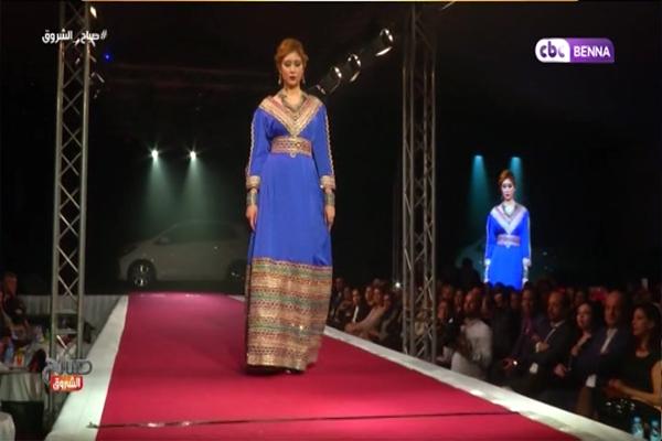 شاهد أقوى عرض للأزياء التقليدية والعصرية الذي أقيم في الجزائر