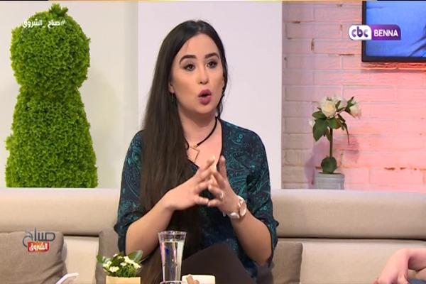 الفنانة مريم لازالي ضيفة بلاطو صباح الشروق