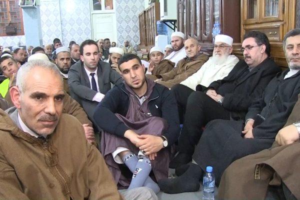 جلسة صلح بين سائق وعائلات ضحايا الحادث المروع ببوقرة في البليدة