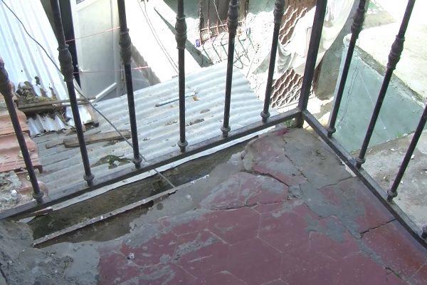سيدي بلعباس: 14عائلة تواجه خطر انهيار سكناتها بحي الغزلان