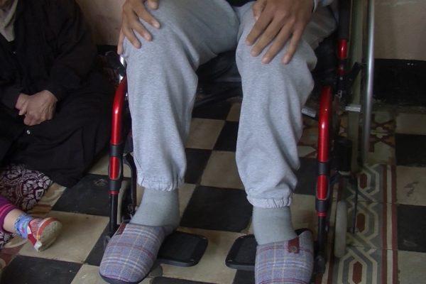 معسكر: حادث مرور يقعد محي الدين الفراش منذ سنتين