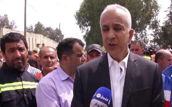 تيزي وزو: الاتحاد العام للعمال الجزائريين يطالب برد الاعتبار لنقابي فُصل من عمله