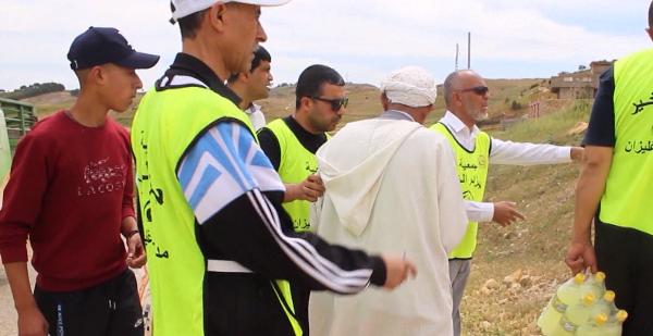 غليزان: جمعية الخير توزع 270 قفة رمضانية على اليتامى والمعوزين