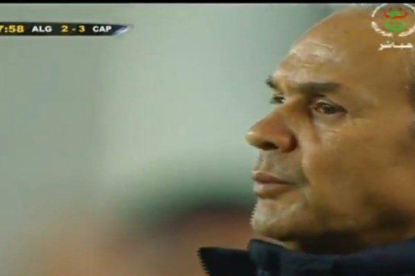 المنتخب الوطني الجزائري يسقط بثلاثية أمام منتخب الرأس الأخضر