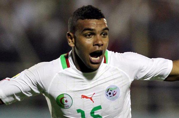 اللاعب الدولي الجزائري هلال سوداني في سيتكوم القبيلة