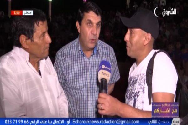 صح أخباركم …أي المواطن الجزائري في قطاع الصحة