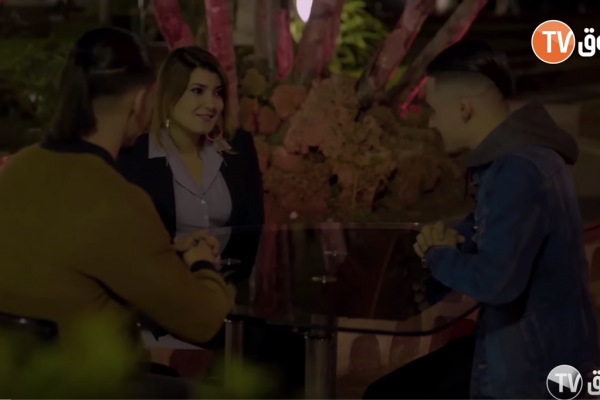 """شاهد حلقة مثيرة من """"Camera impossible"""" مع الممثلة حنان"""