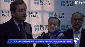 اللورد البريطاني ريسبي يشرف على إنطلاق دورة تكوينية لأساتذة الإنجليزية