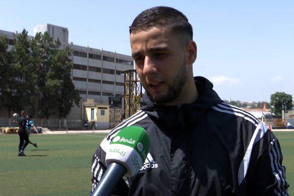 يزيد مخفي …حارس مغترب يبحث عن التألق في الجزائر وعينه على الخضر