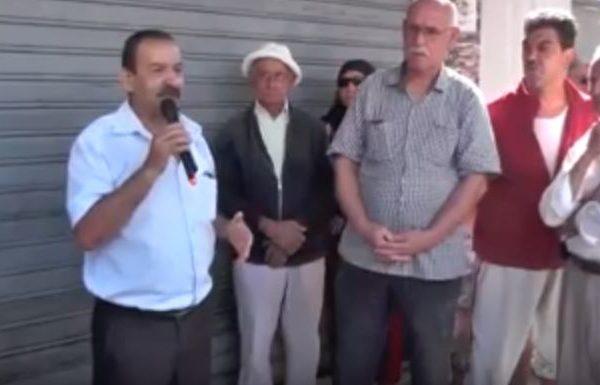 طرد أرامل شهداء إلى الشارع يخلّف احتجاجت في بجاية