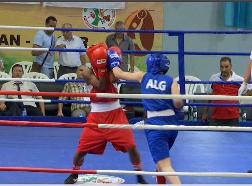 6 ميداليات ذهبية للجزائر في الملاكمة