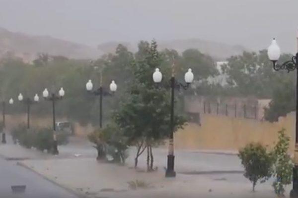 رعود مرتقبة وأمطار في الولايات الشرقية والجنوبية