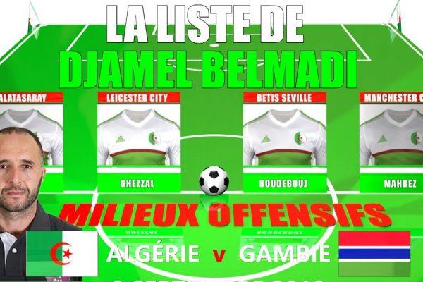 """ساعة سبور: هل سيكرّر """"الخضر """" مباراة 2012 مع غامبيا؟"""