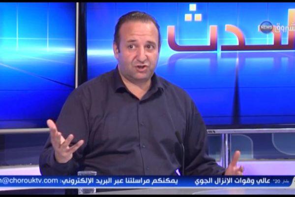 """سليم أغار: فيلم """"العربي بن مهيدي"""" انتقد جمعية العلماء المسلمين وبعض رموز الثورة"""