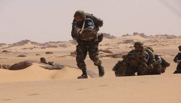 إرهابيان يسلمان نفسيهما للسلطات العسكرية بتمنراست