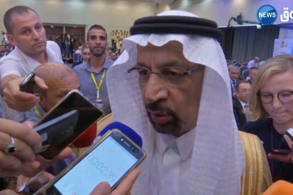 """وزير الطاقة والصناعة السعودي: إجتماع """"الأوبك"""" ناجح من حيث القرارات"""