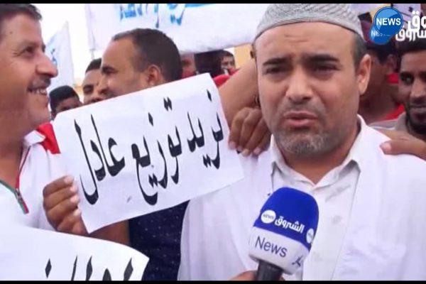 الوادي: مواطنو بلدية حساني عبد الكريم يطالبون بتنمية عادلة