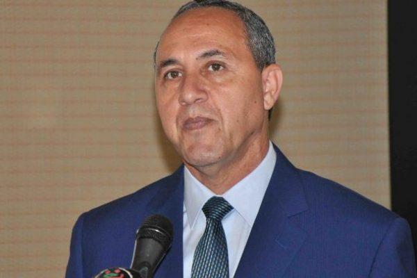 عز الدين ميهوبي.. في مؤتمر وزراء الثقافة العرب