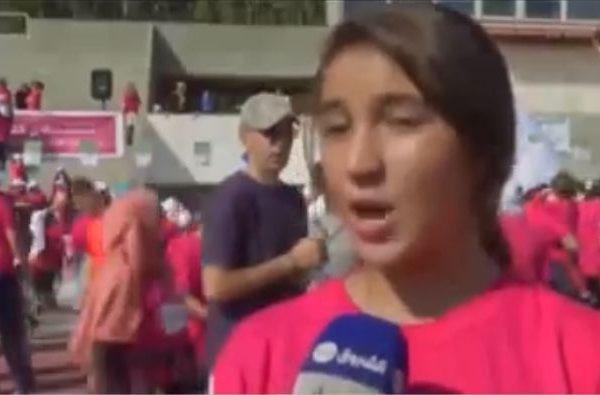 1000 إمراة تشارك في مراطون إحياء الشهر الوردي