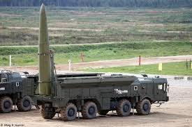 """الجيش الجزائري يستعرض منظومة الصواريخ """"اسكندر أي""""  الشروق ديجيتال"""