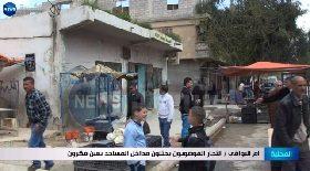 أم البواقي / التجار الفوضويون يحتلون مداخل المساجد بعين فكرون