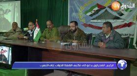 الرئيس الصحراوي يدعو إلى تكثيف الضغط الدولي على المغرب