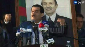 رد أحد المواطنين على عمار غول خلال تنشيطه لحملة بوتفليقة بالبويرة