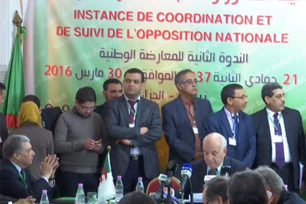 أحزاب المعارضة تبحث مقاطعة جميع الاستحقاقات الانتخابية القادمة