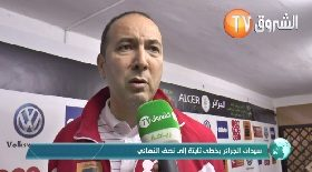 سيدات الجزائر بخطى ثابتة الى نصف النهائي