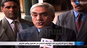 زروال يدعو الجزائريين إلى الوقوف للدفاع عن إستقرار وأمن الجزائر