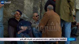 العاصمة / بحارة يطالبون بإعادة إدماجهم في الشركة الأم كنان