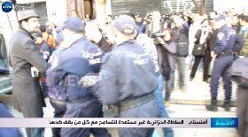 أمنيستي: السلطة الجزائرية غير مستعدة للتسامح مع كل من يقف ضدها