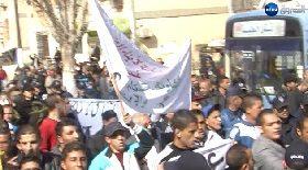 مسيرة مناهضة لتصريحات سلال ورفضا للعهدة الرابعة لبوتفليقة بباتنة