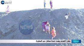 بشار / الفحم يهدد صحة سكان حي الساورة