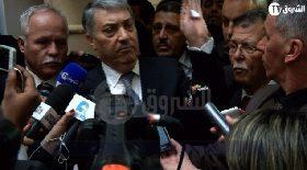 تصريح بن فليس بعد خروجه من المجلس الدستوري