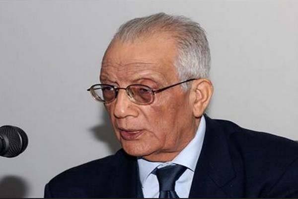 رئيس المجلس الإسلامي الأعلى الدكتور الشيخ بوعمران في ذمة الله