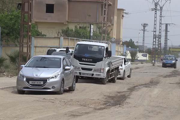 البليدة: تدهور الطرقات وانعدام الأمن يؤرق صناعيي بن بولعيد