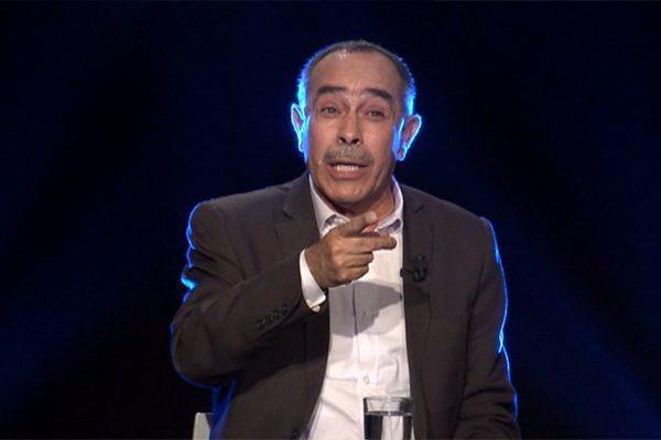 الإعلامي الرياضي مراد بوطاجين ضيف علالو