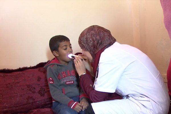 عين تموشنت: جمعية رجاء الخيرية تزور مرضى المناطق النائية