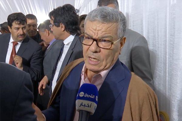 سعداني يتوعّد من وصفهم بالمحضّرين للإنشقاق عن القيادة الحالية للحزب بالإقصاء النّهائي