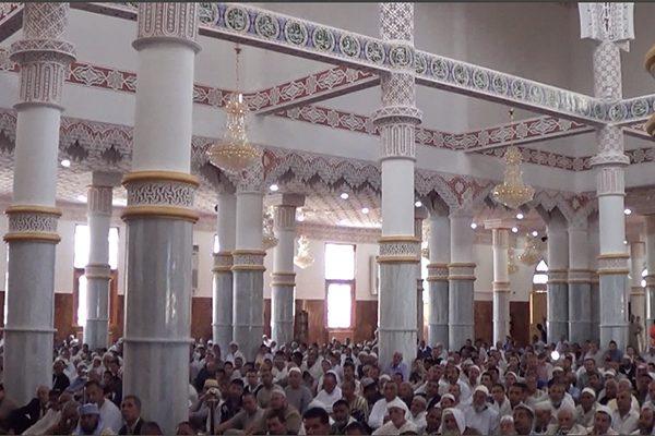 سوق أهراس: مسجد الأمان يرى النور بعد انتظار 9 سنوات