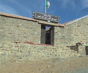 برج بوعريريج: زاوية أحمد بن ماليك الطايري قبلة المشايخ وطلبة العلم