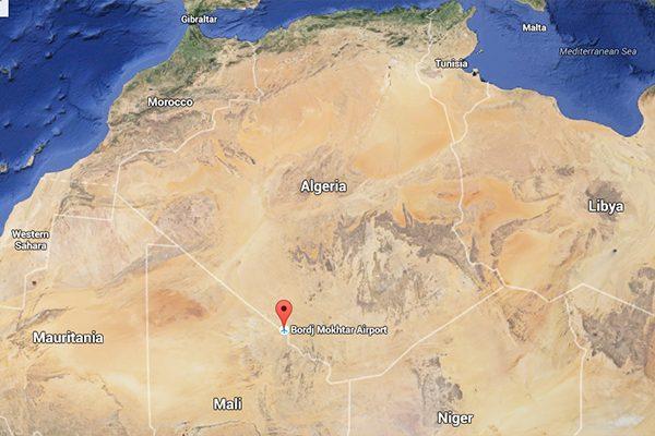 برج باجي مختار أحّر منطقة على الكرة الأرضية خلال الـ 24 ساعة الأخيرة