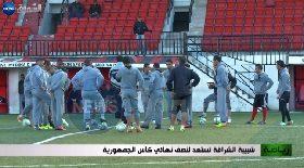 شبيبة الشراقة تستعد لنصف نهائي كأس الجمهورية