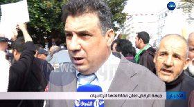 جبهة الرفض تعلن مقاطعتها للرئاسيات