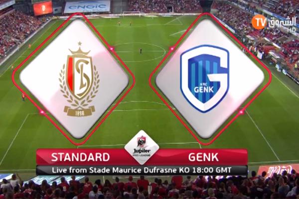 الشروق العامة تضمن النقل المباشر لأهم مباريات الدوري البلجيكي